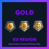 EU Region Gold Valorant Account