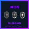 EU Region Iron Valorant Account