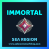 SEA Region Immortal Ranked Valorant Account
